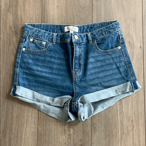 Love Tree Pants - High waist shorts